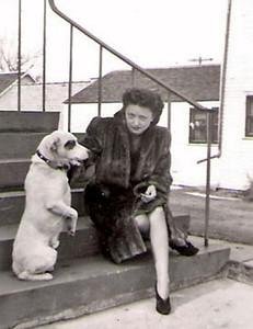 verna mae w dog
