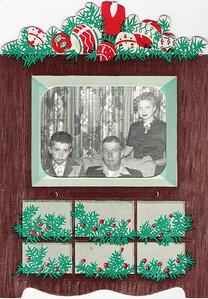 leggate Christmas card