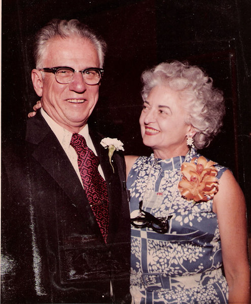 verna mae and forrest formal