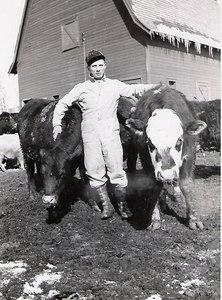 forrest on farm
