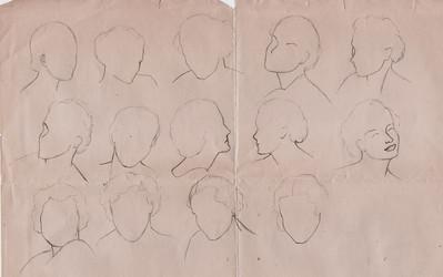 vm drawings heads