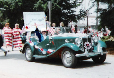 vm as grandmarshal close
