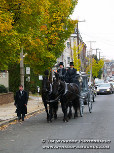Veronica Casey Wynkoop Funeral, November 12, 2007