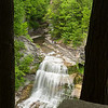 Waterfall, Robert F. Tremen State Park, Ithaca, NY