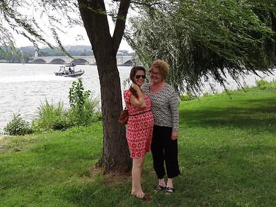 Vicki Visits Washington