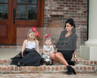 Vicky and Jeremy Breaux family 2015