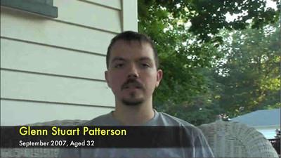 Glenn Patterson in 2007