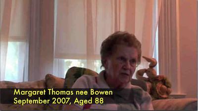 Margaret Thomas in 2007