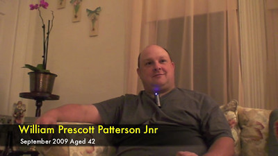Billy Patterson Jr in 2009