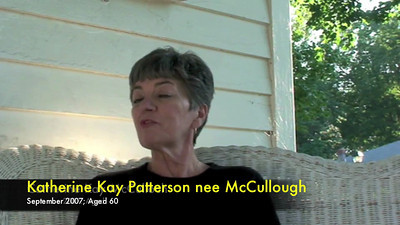 Kay Patterson in 2007