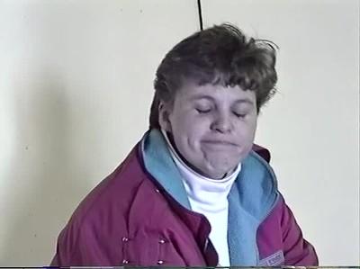 Ice Skating-Aunt Carolyn-Nov 1993