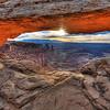 Mesa Arch Sunrise, Utah