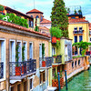 """""""Tranquility Zone""""-In Venice, Italy"""