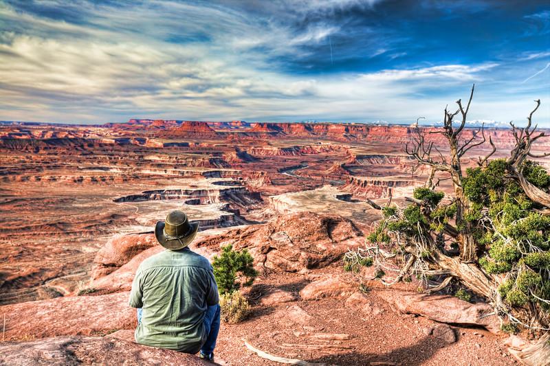 Green River Overlook-Canyonlands Utah