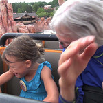 Disneyworld 2012 Danger Zone