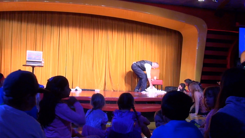 Magic Dave kids show 4