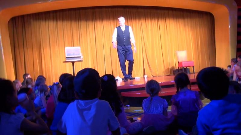 Magic Dave kids show 3