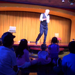 Magic Dave kids show 2