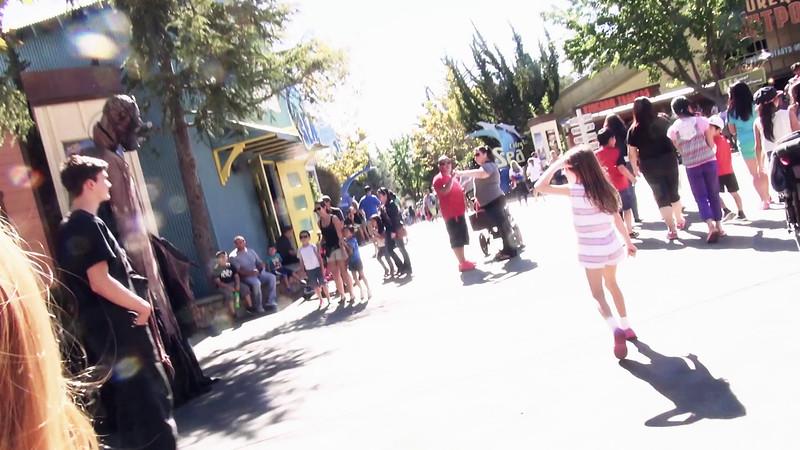 Six Flags 2015