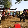 Lila and Mason try their hand at fencing at the MN Fen Fest, 2016.<br /> <br /> I think Mace felt better when he learned that Mommy lost to Twig the Fairy when we fenced in 2002.
