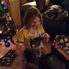 Christmas 2016, Lila gets her Heeleys.