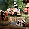 Wow.  Panda Land...  Really.  Hawaii - Teddy Bear Museum.