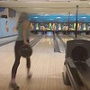Yay for bumpers! Yay for catching her strike on camera!