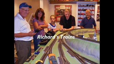 Richard's Trains