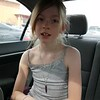 Lila singing, age 9.5.
