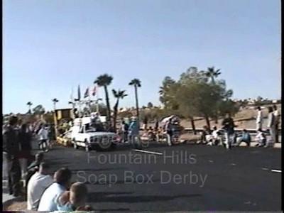 Bills Parade Floats