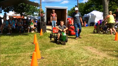 Tractor Pull Armada Fair