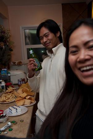 Vinh's Birthday Party 12.5.09