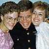 Yvette Goins (Older Sister), Antony Kinzell (Anitra's Twin), Anitra Chew. Thunder House 1987.