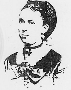Helen May Peterson Bailey was Robert's grandmother, she lived for 95 years from 1851-1946. Her father, William, was a sea captain with whom she voyaged from 1853-1863. This image is likely from later in this period. When she married Frederick Cogswell Bailey on 13 May, 1873 she married into another seafaring family as Frederick, too was a ship's captain. Helen voyaged with her husband for 10 years from 1880-1890.It was on such a voyage that Robert's father Ichabod was born in 1882 In Hong Kong Harbor.