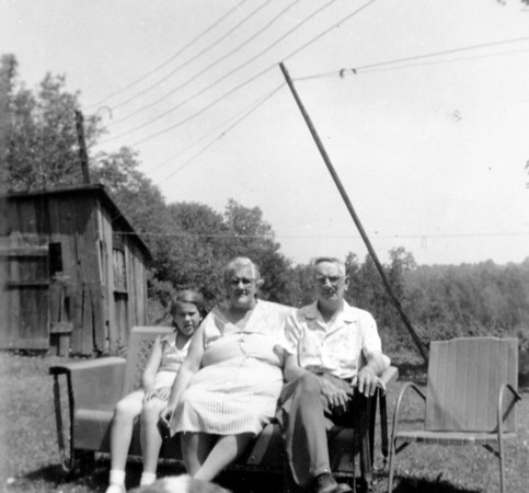 Ruth Wilfong (Esther's daughter, Bernice Smock Wunder, Joe Wunder