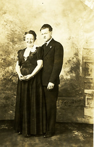 Bertha Medlin Marshall and William D. Marshall