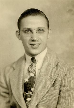 Raymond Burgin