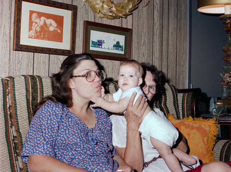 Barbara, Stacy and Frieda