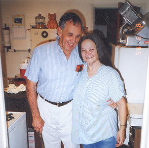 Buster Haak and Cherry June 18, 1998 1446 14th Street Hempstead, Texas