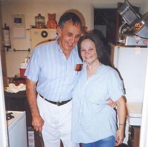 Buster Haak and Cherry June 18, 1998 1446 14th Street Hempstead, Texas