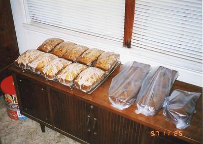 Cherry's baking results 1446 14th Street Hempstead, Texas 1997