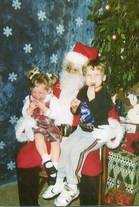 Marcie and Erik December 2001