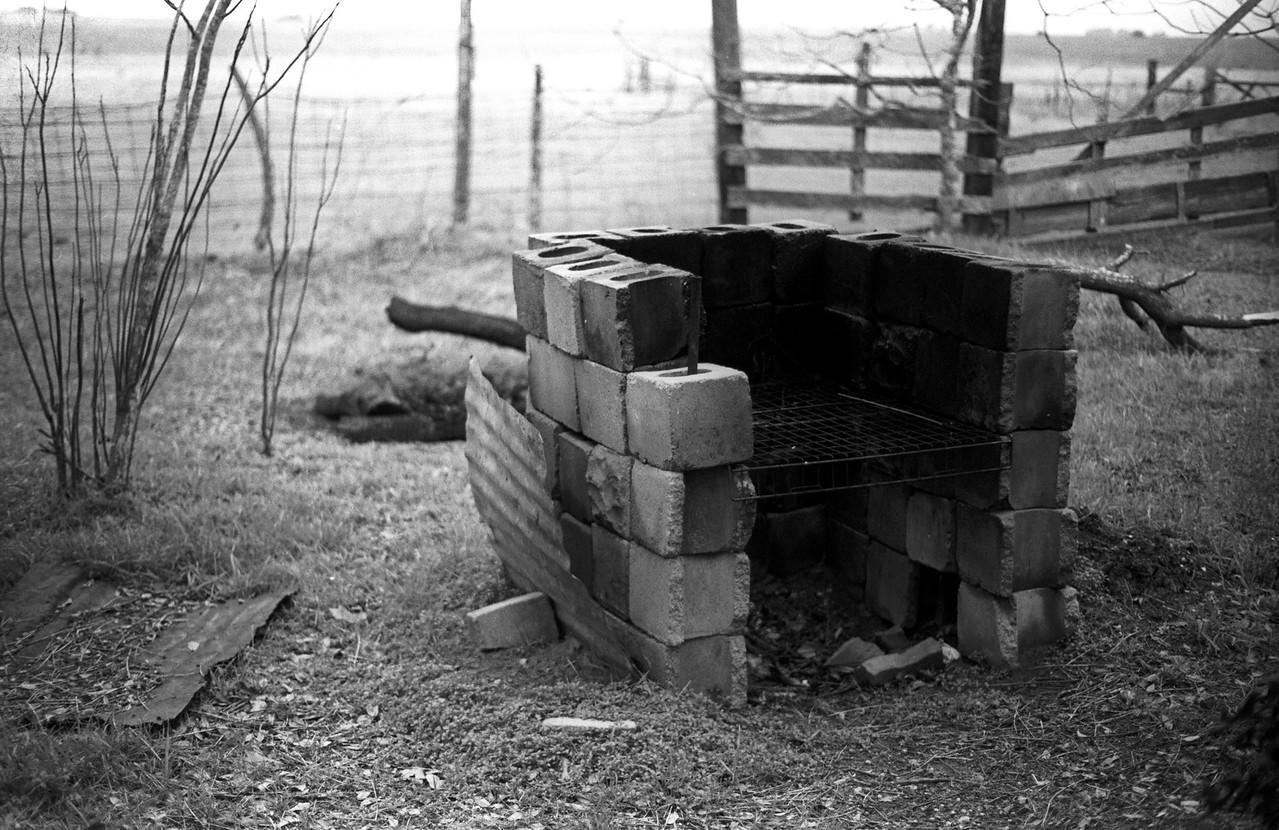Pit at Papa's Farm Waller, Texas