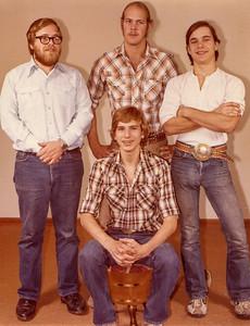 1970's Smock Family Portrait