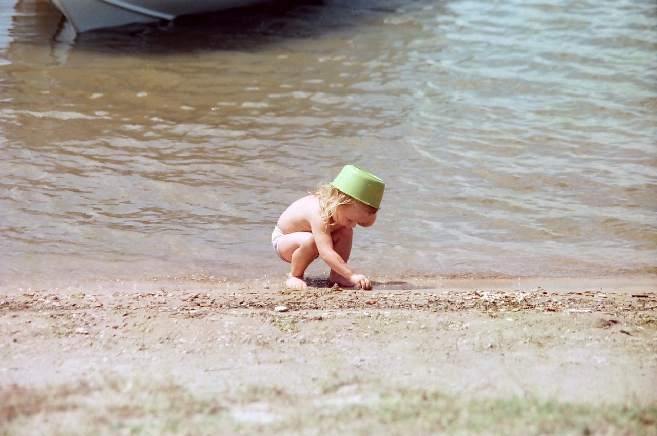 Jessica at Lake Somerville