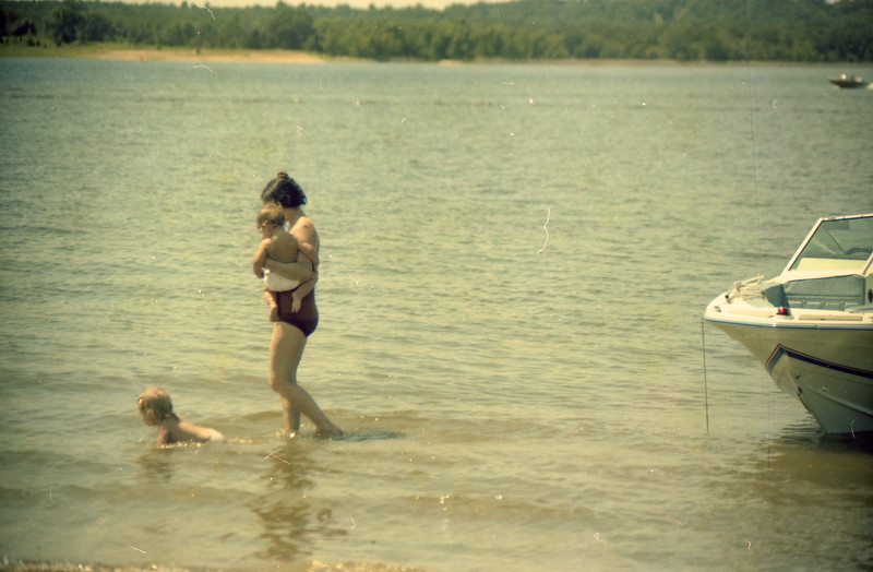 Cherry, Jacob and Jessica at Lake Somerville