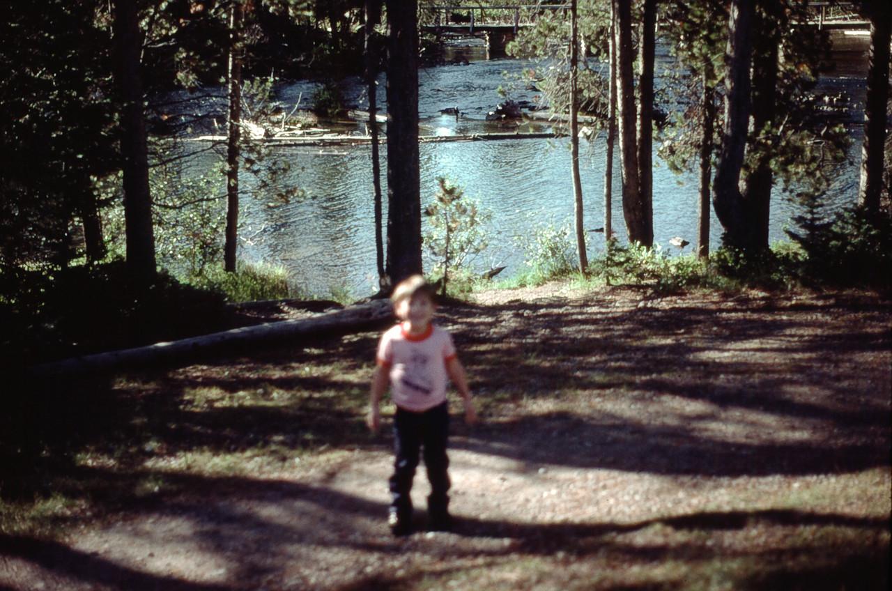 Huntsville State Park Huntsville, Texas circa 1984 Jacob