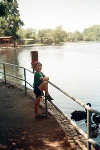 Aquarena Springs San Marcos, Texas circa 1986