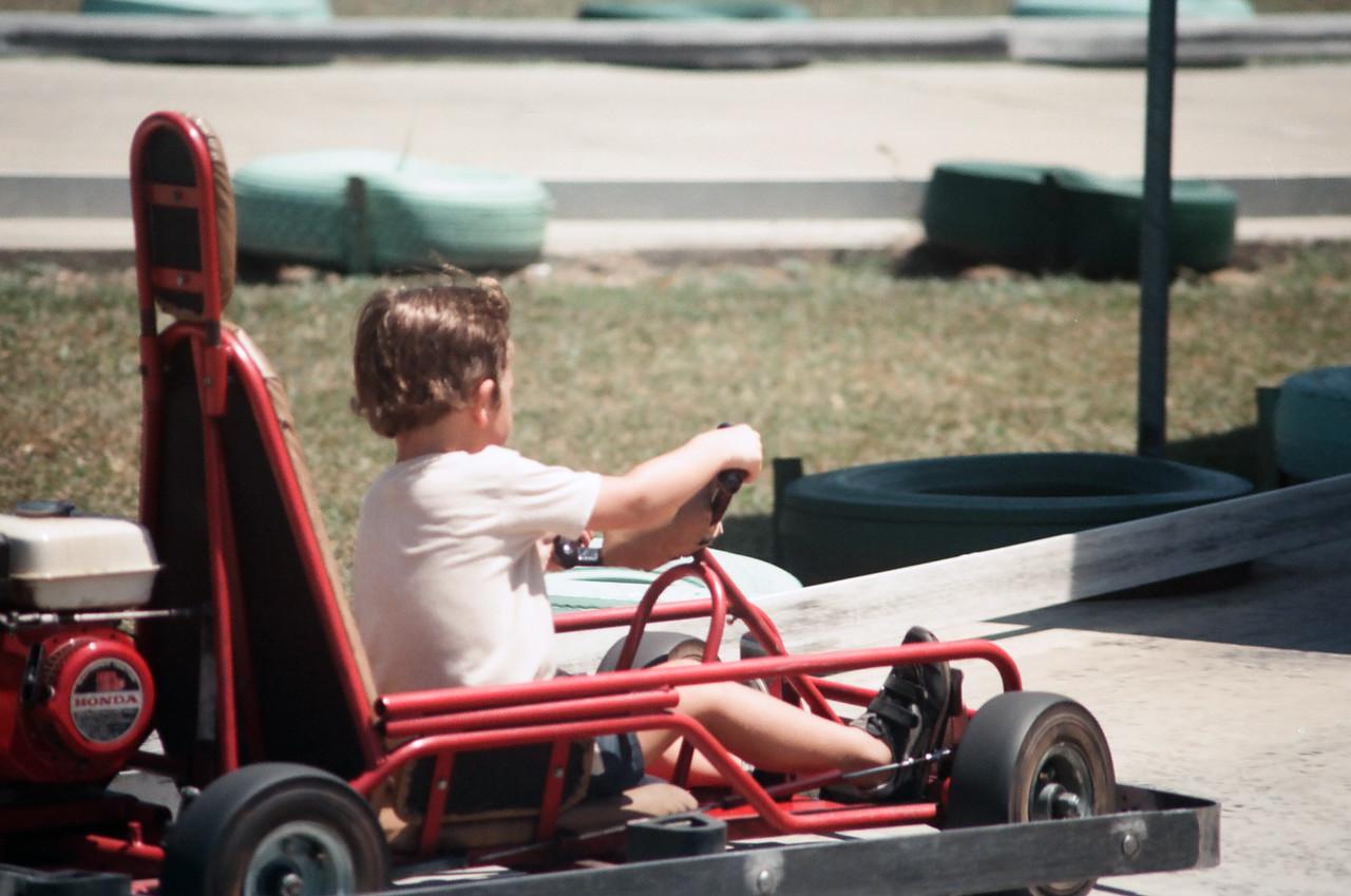 San Marcos, Texas circa 1987