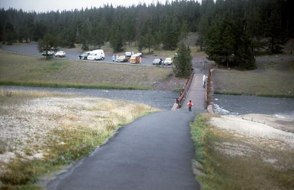 1982 Yellowstone Trip